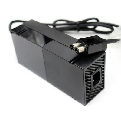 UK Plug AC Charger Power Supply Mains Brick Charging Cable For XBOX ONE Console 4