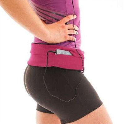 Running Belt Pouch Fitness Walking Sports Waist Pack for Phone Keys Cards Cash 2