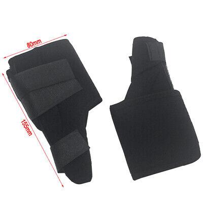 2x Toe Bunion Splint Straightener Corrector Hallux Valgus Gout Pain Foot Brace 11