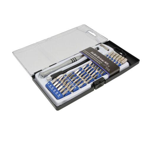 58 Bits Driver Kit Precision Screwdriver 57 In 1 Set Hand Repair Tool Phone PC