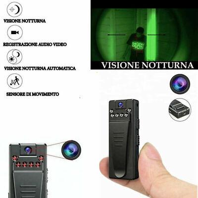 Telecamera spia  infrarossi microcamera mini MICROCAM SPY CAM 5