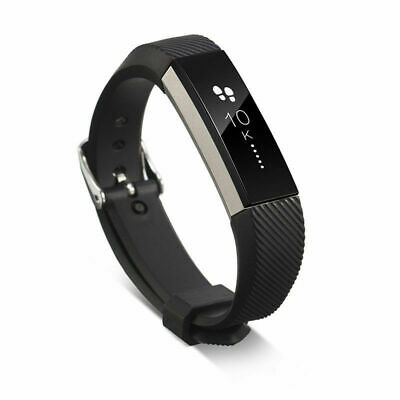 Wristband For Fitbit Alta HR Ace Secure Fitness Bracelet Strap Watch Wrist Bands 2