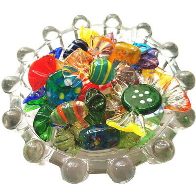 Vintage Murano Glass Sweets Candy Wedding Party Christmas Home DIY Decor 5