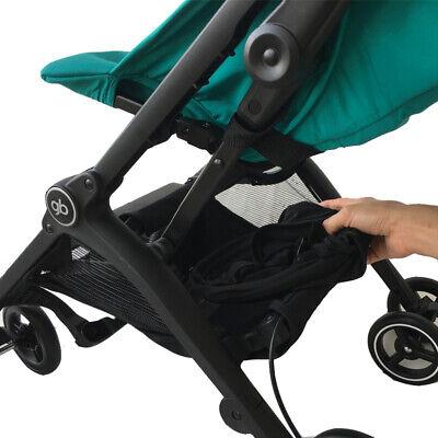 Black Baby Child Pushchair Stroller Pram Buggy Sun Shade Canopy Cover UV UPF50+ 8