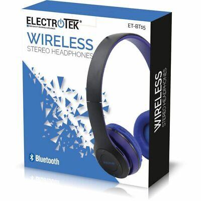 Cascos Bluetooth Auriculares Plegables Colores Inalambrico Batería Recargable 3