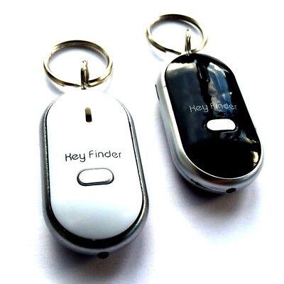 Schlüsselanhänger Schlüsselsucher 2x Schlüsselfinder Led-lampe Key Finder