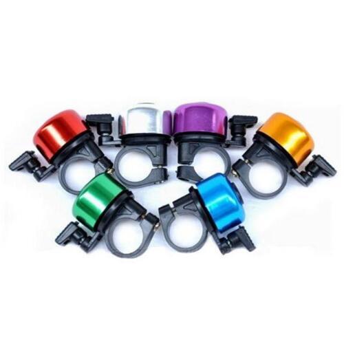 Metal Bicycle Bike Cycling Handlebar Bell Ring Horn Sound Alarm Loud Ring Safety 3