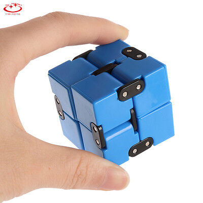 Mini Infinity Cube For Stress Relief Fidget Anti Anxiety Stress Funny EDC Toy 6