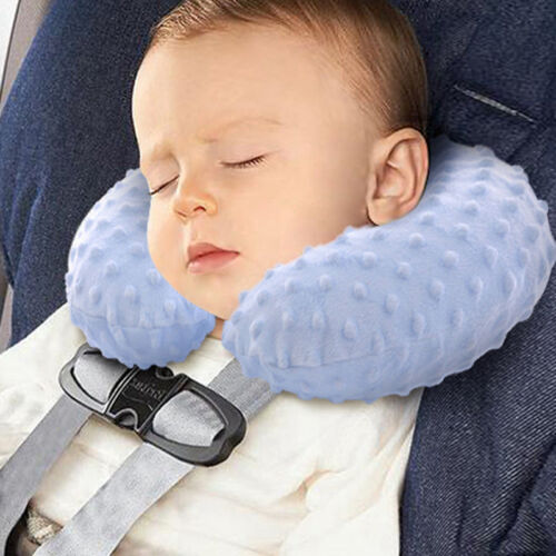 Baby Child Head Neck Support Headrest Travel Car Seat Pillow