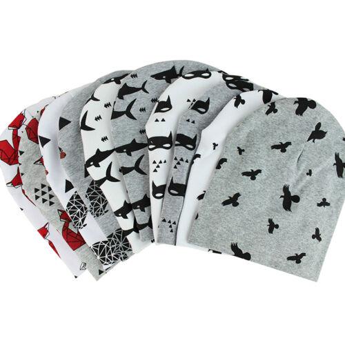 Cute Toddler Kids Girl Boy Baby Infant Winter Warm Crochet Knit Hat Beanie