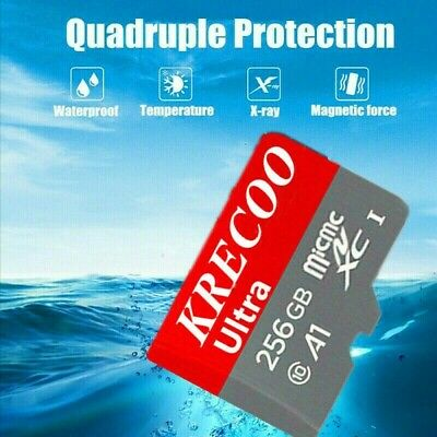 Memory Card  64GB 128GB 256GB Micro Class10 Fast Flash TF for Cell Phone 8