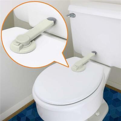 2pc Baby Child Safety lock Toddler Kids Toilet Seat Lid Locks Security Straps 2