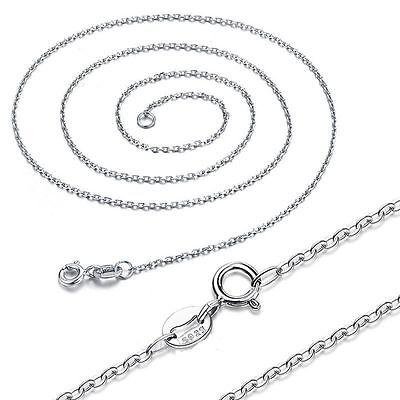 2a94ab348fbb 3 von 7 ECHT SILBER Kette+Medallion Halsketten Anhänger Zirkonia rhodiniert  Collier NEU