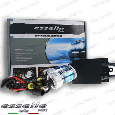 Kit Xenon Xeno H7 Ac 6000K 35W Specifico Ford Fiesta Mk7 No Error Garanzia