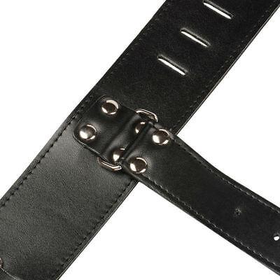Dessous Leder Bondage Fesseln Slave Halsband Zu Handschellen Fetisch Bdsm Erwach 2