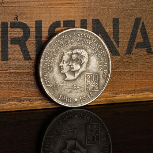 Euro Historische Zahlen  Gedenkmünze Silver Dollar Crafts 6