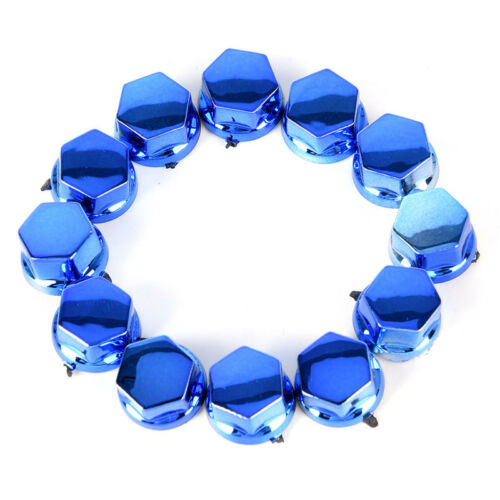 30x Motorcycle Screw Nut Bolt Cap Cover Decoration Centro Motorbike Ornament G$ 10
