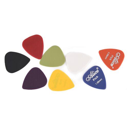 50 Pz/set Plettro pers chitarra elettrica Pick Musica acustica Plettri AccessoW 8