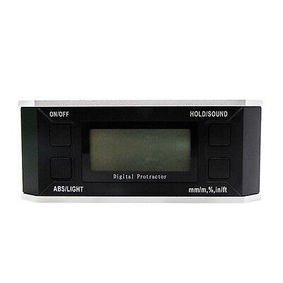 Digital Bevel Box Protractor Angle Measure Inclinometer Angle Gauge Meter Finder 2