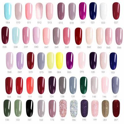 Premium Nail Gel Polish UV LED Set CANNI Colour Varnish Glitter Top 15,000+ SOLD 2