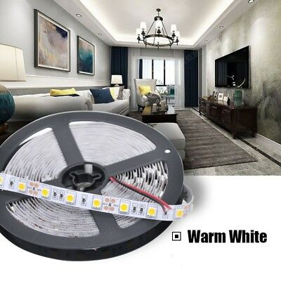 12V 24V LED SMD 5050 Streifen Stripe Warm Kalt Weiss Leiste dimmbar Lichtbband