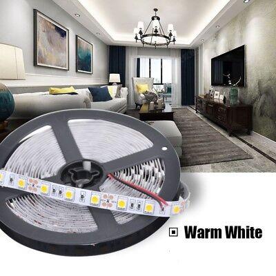 12V 24V LED SMD 5050 Streifen Stripe Weiss Warm Kalt Leiste Band dimmbar 14.4W/m