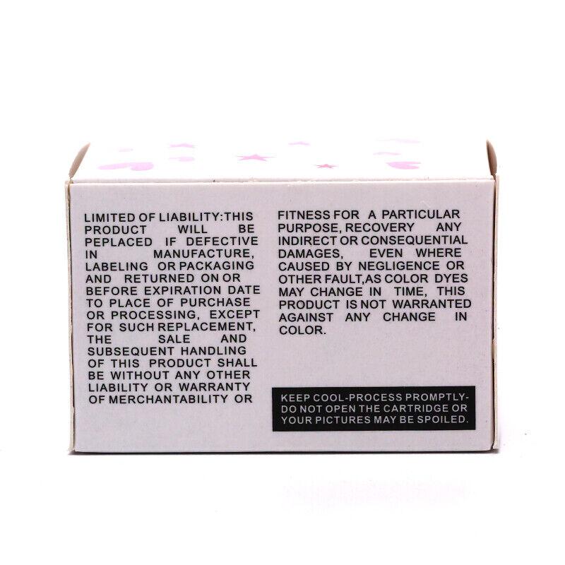 35mm Color Print Film 135 Format Camera Lomo Holga Dedicated ISO 20 PKJ 4