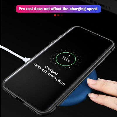 Magnetic Tempered Glass Case Cover Samsung Galaxy S8 S9 S10 Plus S10E Note 8 9 4