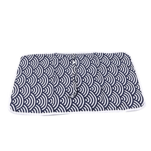 Baby Portable Travel Folding Diaper Changing Pad Waterproof Mat 6A 3