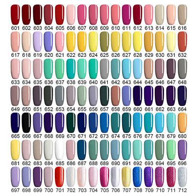 120 Couleur Multiple UV Gel Nail Art Semi Permanent Vernis à ongles UR SUGAR 2