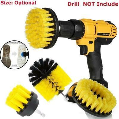 3PCS Pinsel Power Bohrbürste Drill Scrubber Brush Bohrbürste Cleaner 11