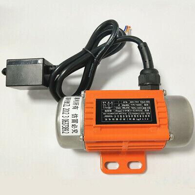Vibration Motor Adjustable Speed 30W~90W 110/220/380V asynchronous Vibrate Motor 2