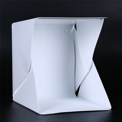 Photo Photography Studio Lighting Portable LED Light Room Tent Kit Box Jb 8