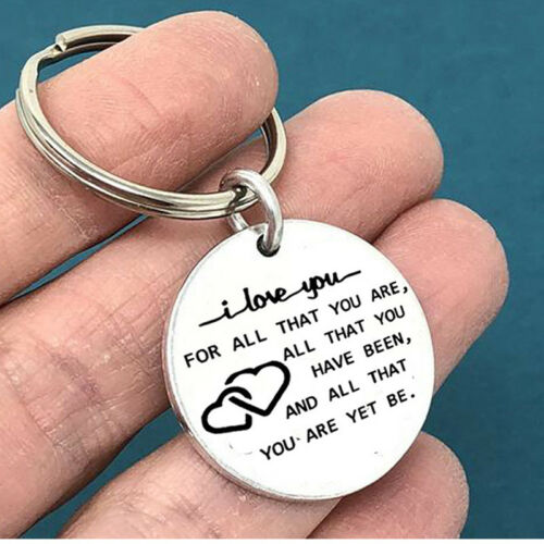 I Love You For Who You Are But That Dick Sure Is A Bonus Keyring Keychain QK 9