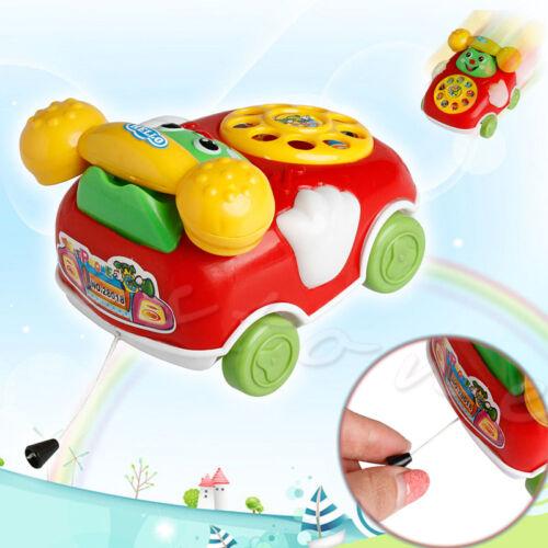 Baby Toys Music Cartoon Phone Educational Developmental Kids Toy Gift New 2
