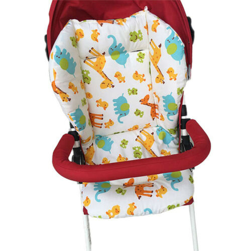 Baby Stroller Thick Cotton Cute Cushion Kids Pushchair Dining Chair Pad Car Seat 8