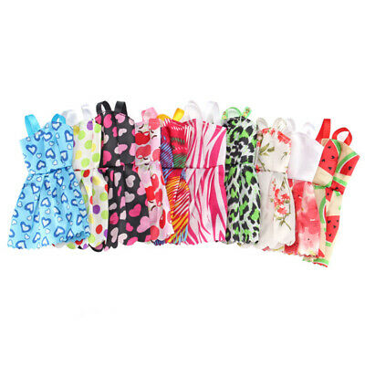 Doll Dresses, Shoes and jewellery Clothes Accessories 85pcs/Set 3