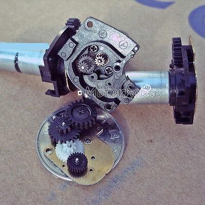 DC 1.5V 3V 160RPM Mabuchi Gearbox Reducer Gear Motor Gear Wheel Car Robot DIY