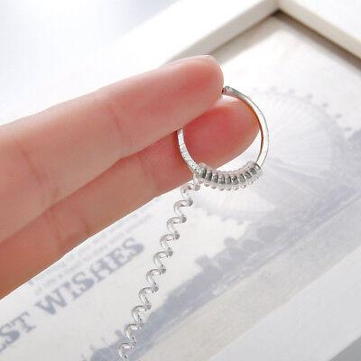 12x Wholesale Universal Ring Size Adjuster Reducer Sizer Adjuster Snug Snuggies 2