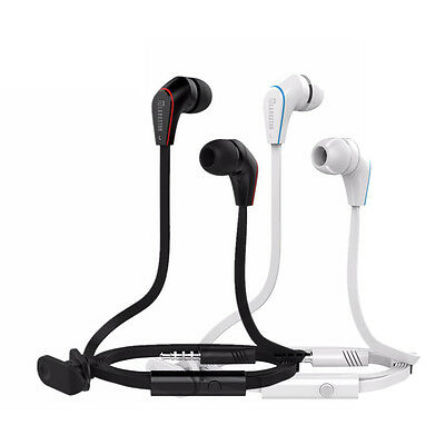 3.5mm Bass Stereo In-Ear Earphones Headphones Headset Earbuds With Microphone 2