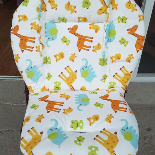 Baby Stroller Thick Cotton Cute Cushion Kids Pushchair Dining Chair Pad Car Seat 3