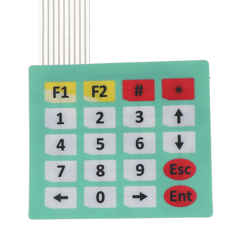 4x5 Matrix Array 20 Key Membrane Switch Keypad Keyboard Keys for arduino BH 3