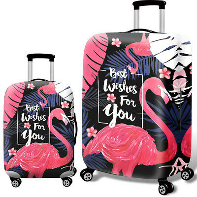 Travel Luggage Suitcase Cover Case Elastic Dustproof Antiscratch Protector 18~32 2