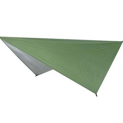 Extérieur Camping Tente Hamac Bâche Dais Pluie Fly Housse Imperméable Abri Neuf