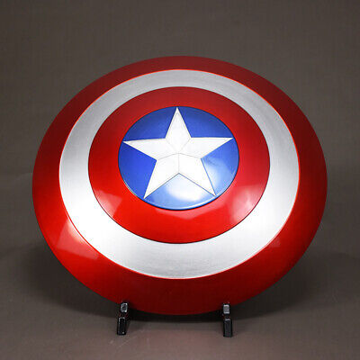 CATTOYS 2018 Version 1:1 The Avengers Captain America ABS Shield Repilica Prop 9 7