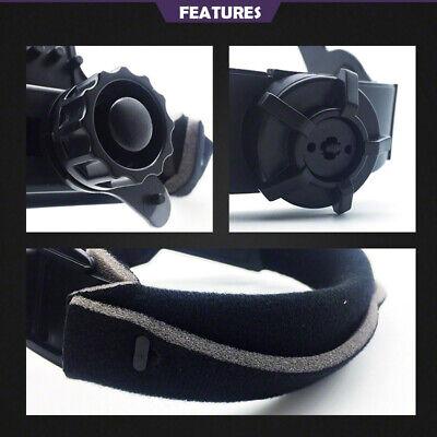 New Brand Pro Solar Auto Darkening Welding Helmet Arc Tig Glossy Black Mask 9