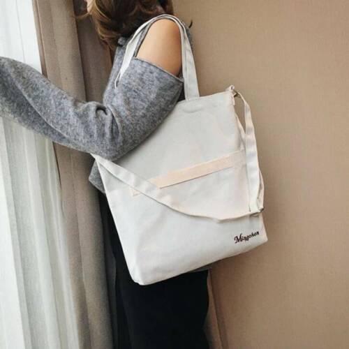Women Ladies Designer Canvas Bag Clutch Purse Handbag Shoulder Bag Phone Pocket 10