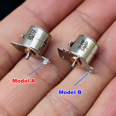 DC 5V Mini 10MM 2-Phase 4-Wire Stepping Stepper Engine Motor For Digital Camera 12