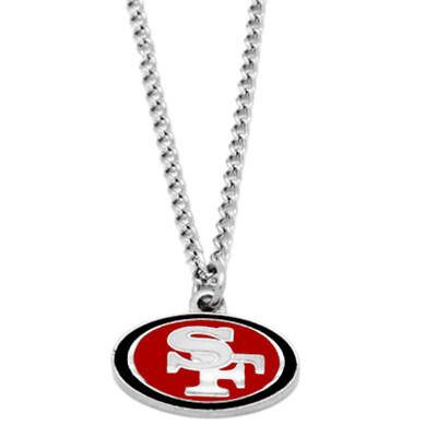 logo necklace charm pendant NFL PICK YOUR TEAM 12