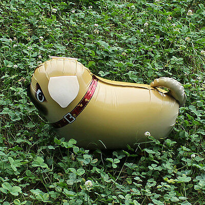 Children Walking Foil Pet Pug Dog Balloon Helium Fun  Party Birthday Decors YJ 8